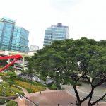 Ayala Center Cebu(アヤラモール)に行ってみた【H&Mのハンガーオブジェにビックリ!】