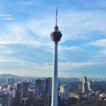 KLタワー(高さ421m)のスカイデッキからクアラルンプールの絶景を360度楽しもう!